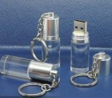 Crystal USB Drives for Promotional Gift