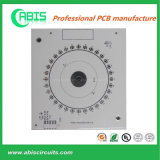 COB MCPCB (+Chip +Wire) White Printer Ink Board Aluminum LED PCB