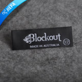Custom Rectangular Recyled Woven Label for Clothing
