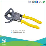 Utl Hand Tools Orange and Black Professional Manul Cable Cutter