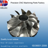 High Precision Stainless Steel Milling CNC Machining Parts with Cutter