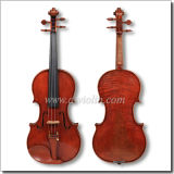 4/4 Master Violin, Oil Varnish Antique Style Handmade Violin (VHH1000)