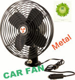 "Hot Sell 8""Deluxe Metal Car Fan with CE and RoHS"