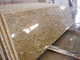 Santa Cecilia Yellow Color Chinese Granite Countertop