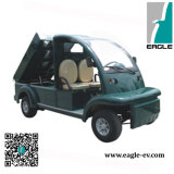 Electric Utility Car, with Hydraulic Lifted Cargo Bed, Eg6063t