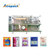 Automatic Hand Sanitizer/Cooking Oil Sachet Forming Honey /Juice /Granule /Liquid Filling Plastic Sachet Small Pouch Bag Packing Machine Price