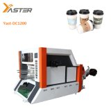 High Speed Automatic Roll Die Cutting Creasing Machine for Paper Cup Yast-DC1200