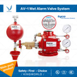 Tyco Fire FM UL Wet Alarm Check Valve for Fire Sprinkler System