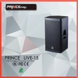 "China PA Audio 15"" Two-Way Professional Speaker System"