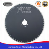 Od600mm Laser Welded Saw Blade for Cutting Granite