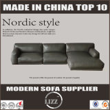 Housing Furniture Leather Feather Sofa of Australia for Living Room