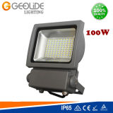 100W SMD Outdoor LED Flood Light for Park with TUV-Ce RoHS (FL103-100W)