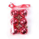 Wholesale Handmade Colorful Plastic Christmas Balls