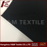 Black Color Weft Stretch Polyester Fabric Hangzhou Supplier