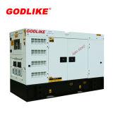 Cheap 100kVA 80kw Silent Diesel Generator Set with Perkins Engine