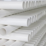 Light Weight High Pressure Drain Waste Water PVC Pipe