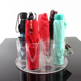 Acrylic Umbrella Display Holder in Store