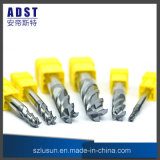 Edvt High Hardness Tungsten Steel End Mill for CNC Machine
