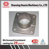 Investment Casting Lost Wax Casting Precision Casting Stainless Steel Valve Parts Adapter Flanges
