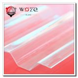 Ransparent Color Clear Polycarbonate Price Roof Plastic Corrugated Sheet