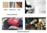 Semi-Flex Fiber Disc Plastic Backing Abrasive Tools