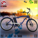 Electric Beach Bike Man Cruiser Bicycle Snow Scooter