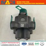 Sinotruck HOWO Trucks Spare Parts Gearbox Double H Valve (WG2203250003)