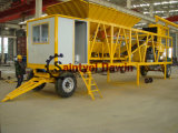 Small Ready-Mix Concrete Batch System Mixing Plant From 20m3 to 75m3/Hr