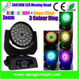36X10W LED Moving Head Light Wash Beam Light