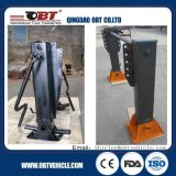 32 Ton Outside Operationtrailer Parts Landing Gear