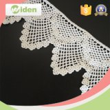 Lace Product Type Grid Pattern Fabric Floral Chemical Lace Trimming