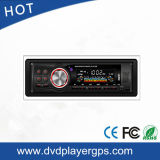 Fixed Panel Car MP4/DVD/MP3/VCD/CD Player with USB/SD Card/Aux Inputs and FM Radio