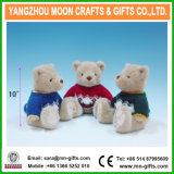 """Promotional 10"""" Baby Toy Plush Teddy Bear with Sweater"""