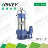 Wqd Sewage Pump Water Pump Design