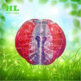 Hot Sale Football Bumper Inflatable Bubble Zorb Ball as Kids Toy