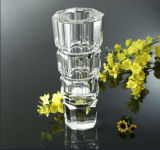 Single Flower Crystal Glass Vase Craft