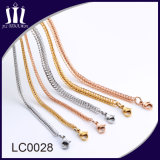 Fashion Stainless Steel Accessory Chain Necklace