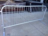 1100X2100mm Crowd Control Barrier Fence, Safety Barrier Fence, Bridge Feet