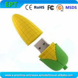 Customized Logo Corn Shape Memory Disk Pen USB Drive (EG502)