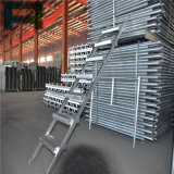 Q235 Galvanized Step Ladder for Construction