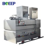 Sludge Dewatering Polymer Dosage with Dosing Technology for Coagulation Wastewater