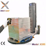 Smart Wasp Fully Automatic Pallet Wrapper Model X100