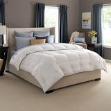 100% Cotton Duvet for Home Washed Goose Down Filled Comforter