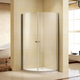 Swing out and in 6 or 5mm Glass Arc Shower Enclosure