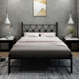 Hot Sell Metal Bed Frame /Iron Bed Frame/King /Queen/Kid Sized Bedroom Furniture