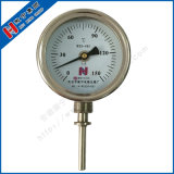60mm Axial/Radial/Universal Location Movable Outer/ Inner/ Fixed/Compression Thread/Flange Mounting Protection/Anticorrosive Bimetallic Thermometer