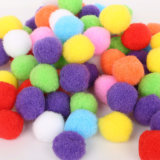 Factory Supply DIY Crafts Pipe Cleaners and Pompoms Suits Toys for Kids or Wedding Party Decoration