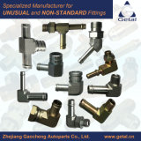 Yuhuan Manufacturer Hydraulic Fittings Tube to Hose Fittings Beaded Fittings