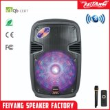 12'' Cheaper Price Temeisheng Feiyang Battery Speaker, Portable Trolley Speaker, Karaoke Trolley Speaker, Wireless Connection Speaker F16-8 $23