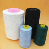 Manufacture 40s/2 High Quality Cheap Polyester Sewing Thread 5000yds 100%Polyester Spun Sewing Thread